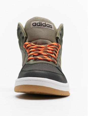 adidas Performance / sneaker Hoops 2.0 Mid in groen