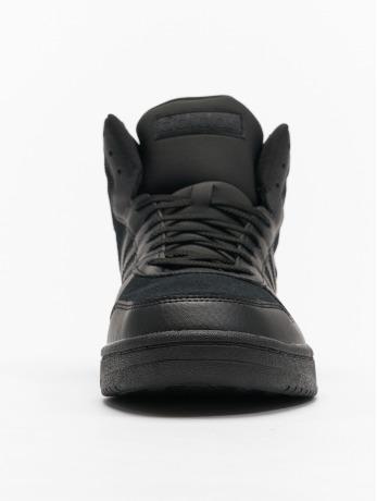 adidas Performance / sneaker Hoops 2.0 Mid in zwart