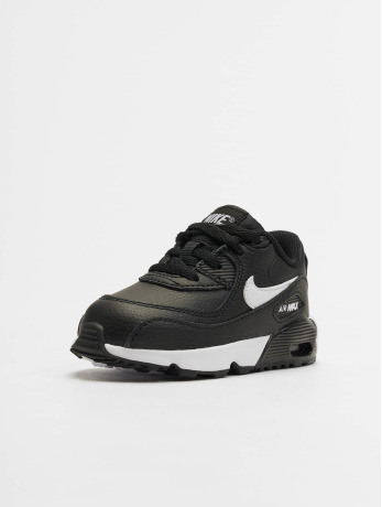 Nike / sneaker Air Max 90 Leather (TD) in zwart