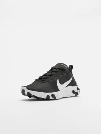 Nike / sneaker React Element 55 in zwart