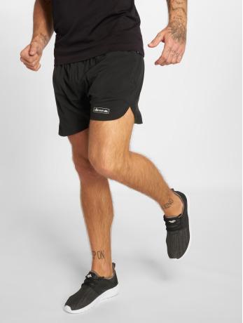 ellesse-manner-shorts-blansy-in-schwarz