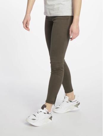 only-frauen-skinny-jeans-onlserena-in-olive