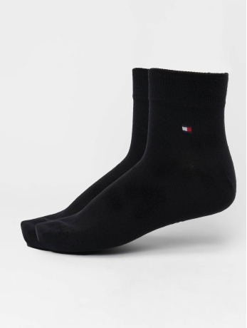 tommy-hilfiger-dobotex-manner-frauen-socken-quarter-2-pack-in-schwarz