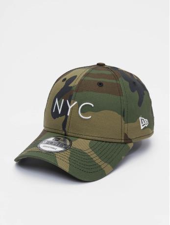 new-era-manner-frauen-snapback-cap-essential-new-era-9forty-in-camouflage