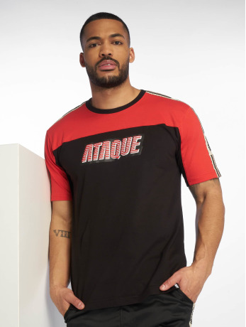 ataque-manner-t-shirt-pijao-in-schwarz