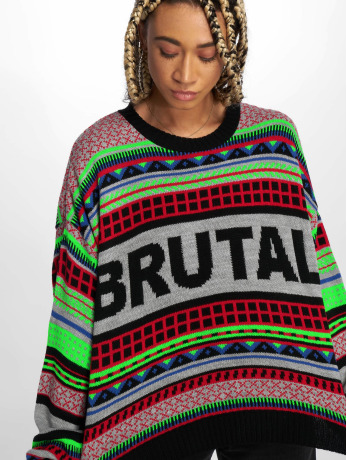 the-ragged-priest-frauen-pullover-harsh-in-bunt