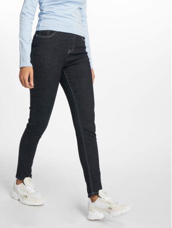 glamorous-frauen-skinny-jeans-ladies-in-schwarz