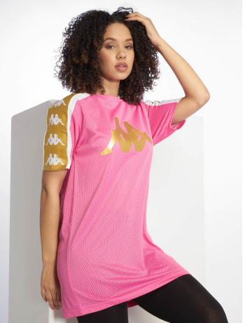 kappa-frauen-t-shirt-222-banda-balby-in-pink