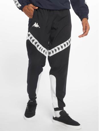 kappa-manner-jogginghose-222-banda-balmar-in-schwarz