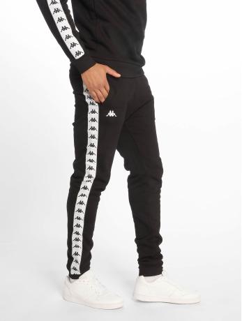 kappa-manner-jogginghose-edik-in-schwarz