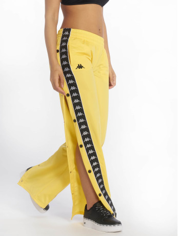 kappa-frauen-jogginghose-elvira-in-gelb