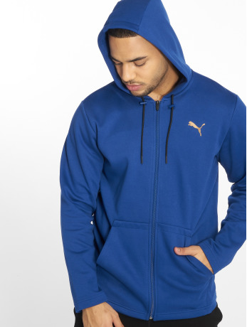 puma-performance-manner-funktionsjacken-vent-in-blau