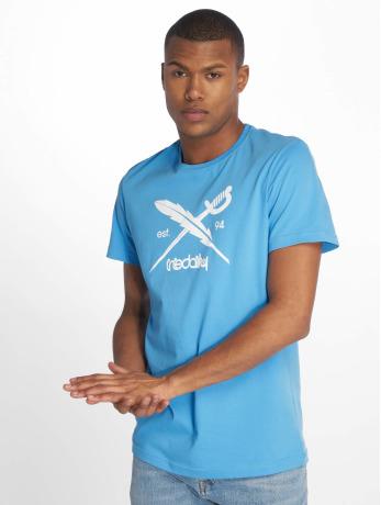 iriedaily-manner-t-shirt-daily-flag-in-blau
