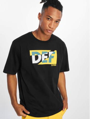 def-manner-t-shirt-joey-in-schwarz
