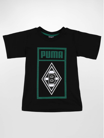 puma-performance-kinder-t-shirt-bmg-shoe-tag-jr-in-schwarz