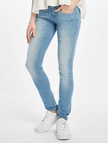 only-frauen-skinny-jeans-onlcoral-sl-in-blau