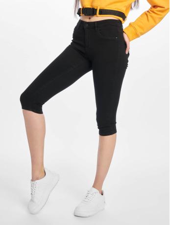 only-frauen-skinny-jeans-onlrain-regular-in-schwarz