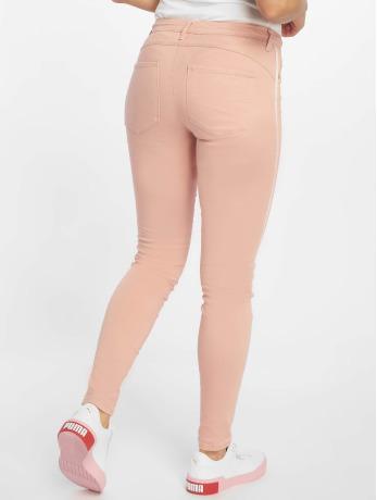 only-frauen-skinny-jeans-onlrain-in-rosa
