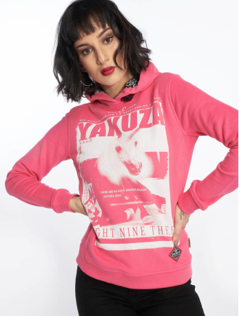 yakuza-frauen-hoody-unicorn-flex-in-rosa