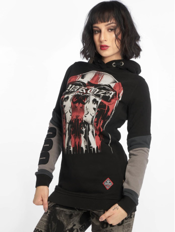 yakuza-frauen-hoody-imperator-flex-long-in-schwarz