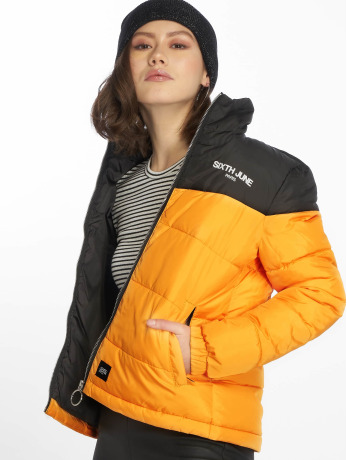 sixth-june-frauen-puffer-jacket-bubble-in-schwarz