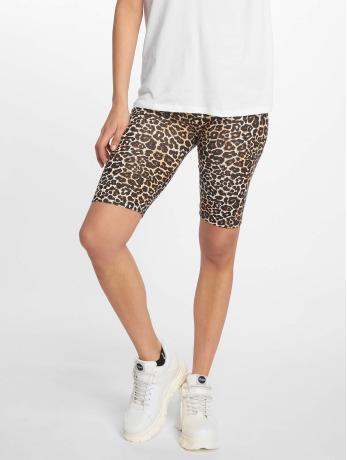 only-frauen-shorts-onllive-love-leo-city-in-braun