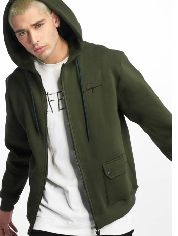de-ferro-manner-zip-hoodie-zip-click-in-grun