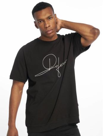 de-ferro-manner-t-shirt-signature-big-t-in-schwarz