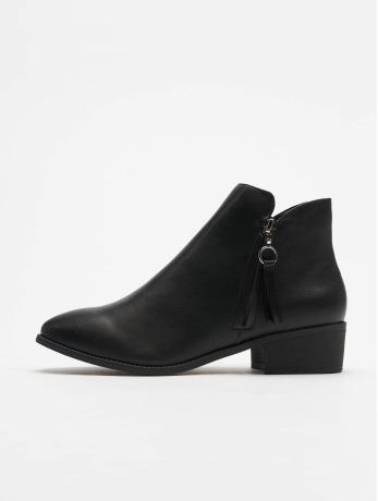 new-look-frauen-boots-abbi-zip-pull-low-casual-35-in-schwarz