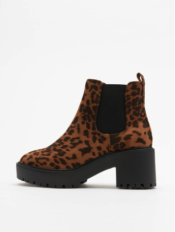 new-look-frauen-boots-cagey-2-sdt-low-chunky-in-braun, 15.99 EUR @ defshop-de