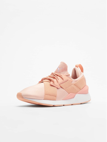 Puma / sneaker Muse Satin Ep in rose