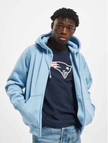 urban-classics-manner-zip-hoodie-blank-in-blau