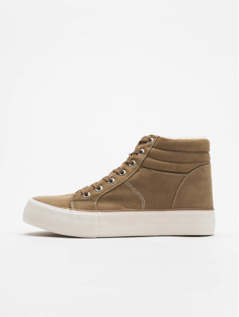 new-look-frauen-sneaker-murly-sdt-in-braun