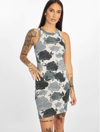 yakuza-frauen-kleid-five-star-in-camouflage