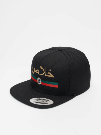 mister-tee-manner-frauen-snapback-cap-khalas-in-schwarz