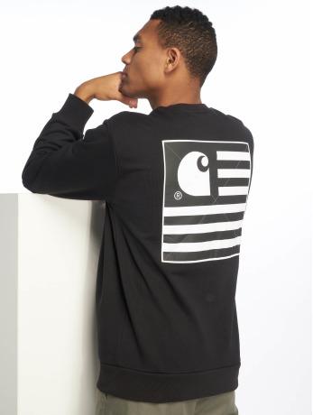carhartt-wip-manner-pullover-state-patch-in-schwarz, 79.99 EUR @ defshop-de