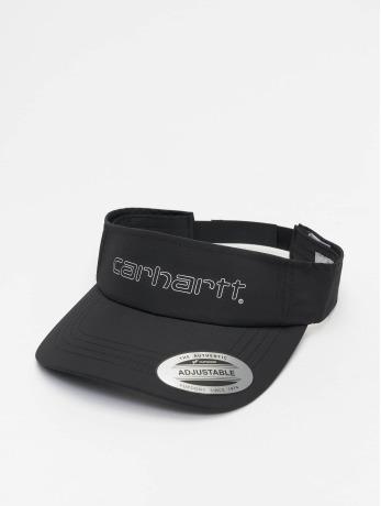 carhartt-wip-manner-snapback-cap-terrace-in-schwarz
