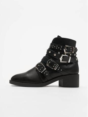 glamorous-frauen-boots-ladies-ankle-in-schwarz