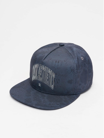 cayler-sons-manner-snapback-cap-classic-arch-in-blau
