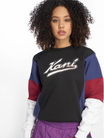 karl-kani-frauen-pullover-college-block-in-blau