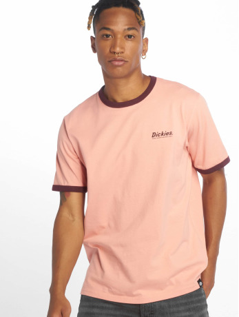 dickies-manner-t-shirt-barksdale-in-rosa