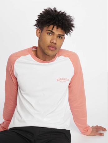 dickies-manner-t-shirt-baseball-in-rosa
