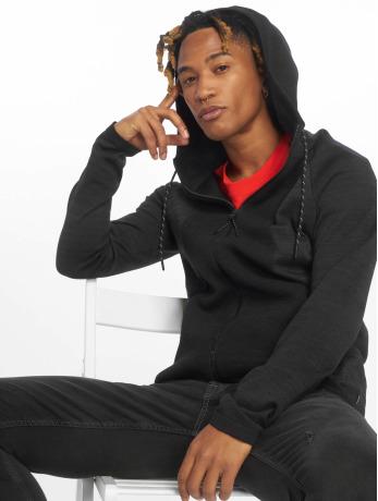 jack-jones-manner-zip-hoodie-jcoeric-in-schwarz