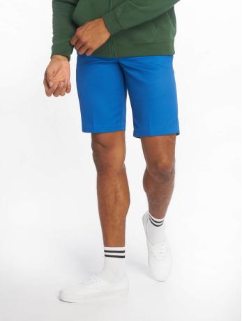 dickies-manner-shorts-slim-straight-work-in-blau