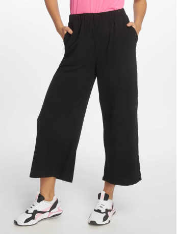 dr-denim-frauen-chino-abel-trousers-in-schwarz
