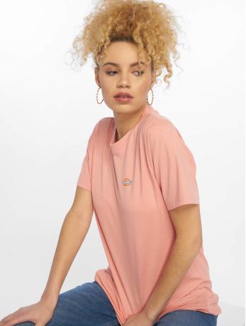 dickies-frauen-t-shirt-stockdale-in-pink