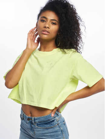 volcom-frauen-t-shirt-neon-and-on-in-gelb