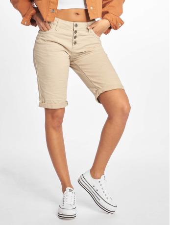 stitch-soul-frauen-shorts-bermuda-in-beige