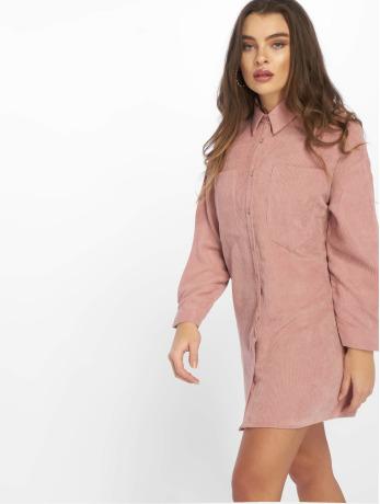 missguided-frauen-kleid-oversized-in-rosa