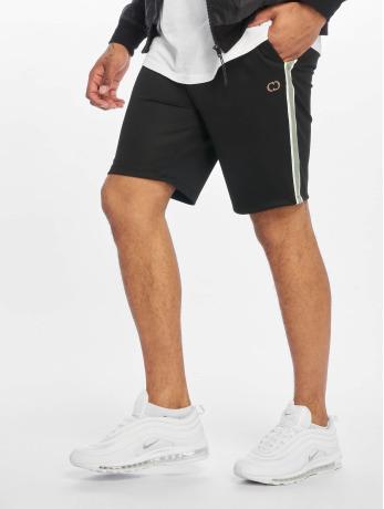 criminal-damage-manner-shorts-wise-in-schwarz